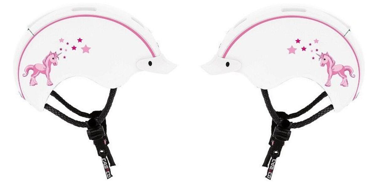 Hvid mini 2 unicorn fra Casco