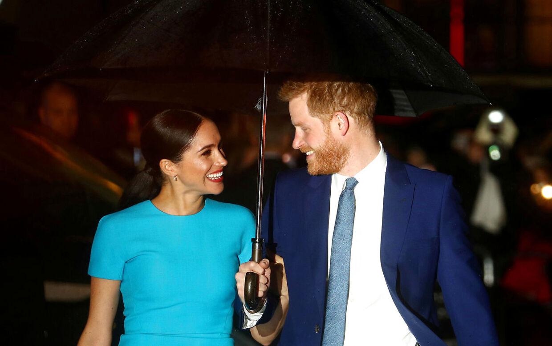 Det trak overskrifter i hele verden, da det royale par i januar annoncerede, at de ville trække sig fra deres royale forpligtelser i det britiske kongehus.