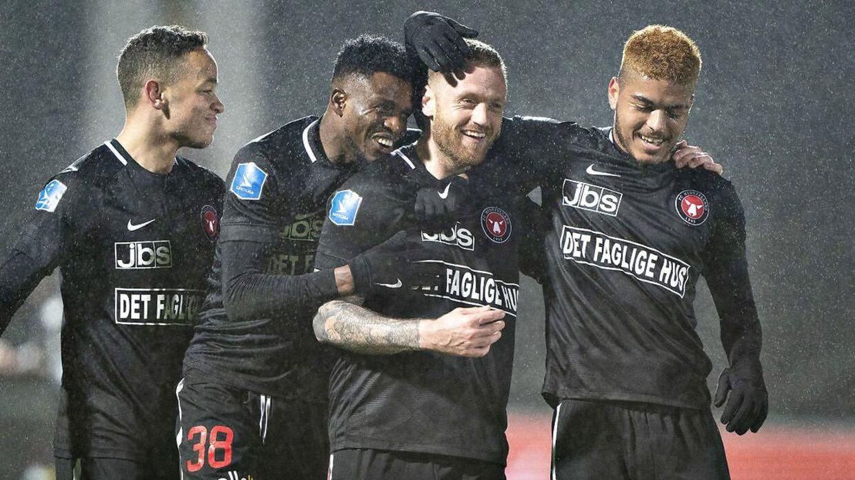 FC Midtjylland får opbakning fra fans til deres næste kamp.