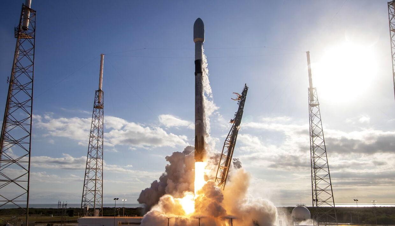 29. januar 2020 opsendte SpaceX 60 Starlink-satellitter fra Cape Canaveral Air Force Station i Florida, USA.