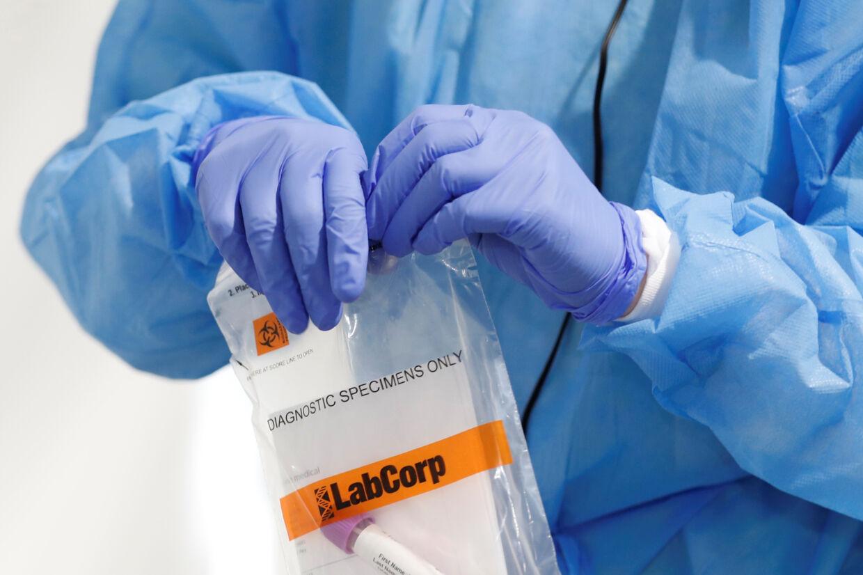 Kina har doneret medicinsk udstyr til hårdt ramte New York City, hvor mere end 14.800 er døde med coronavirus. (Arkivfoto) Lucas Jackson/Reuters