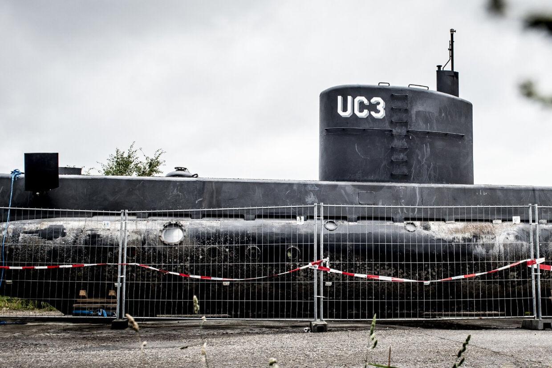 Peter Madsen dræbte og parterede den svenske journalist Kim Wall i ubåden UC3 Nautilus. Han har fået fængsel på livstid. Mads Claus Rasmussen/Ritzau Scanpix