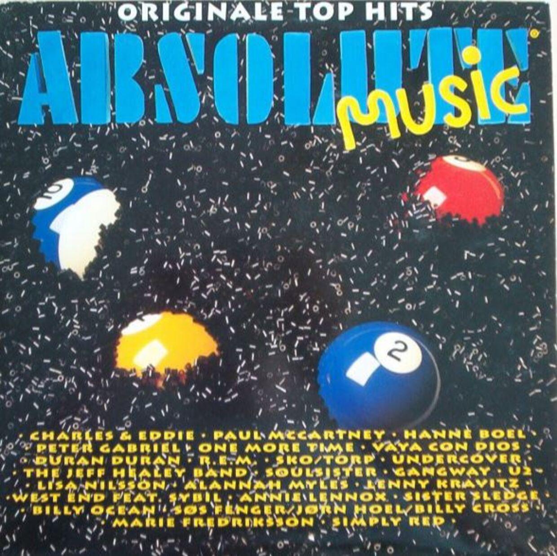 Coveret på Absolute Music 2.