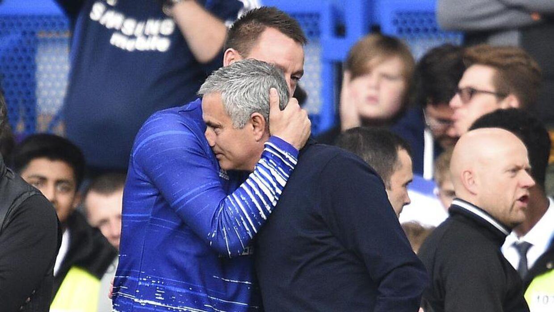 John Terry har kun gode ting at sige om Mourinho.