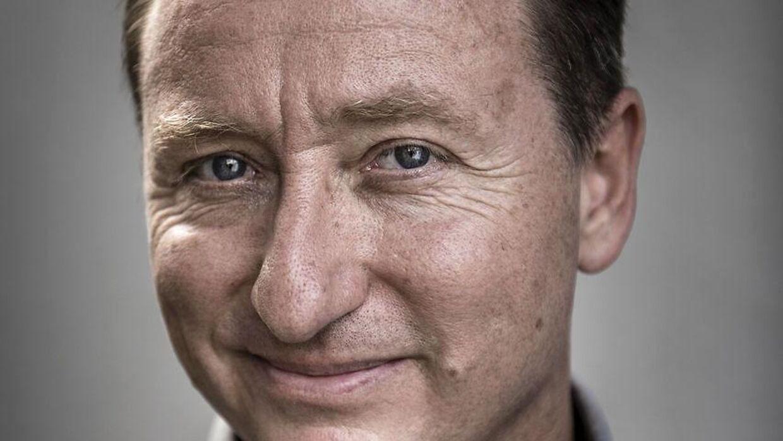 Søren Fauli har været med i 'Mads og Monopolet' siden 2004.