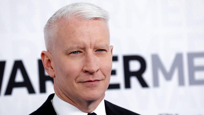 CNN-værten Anderson Cooper er blevet far.