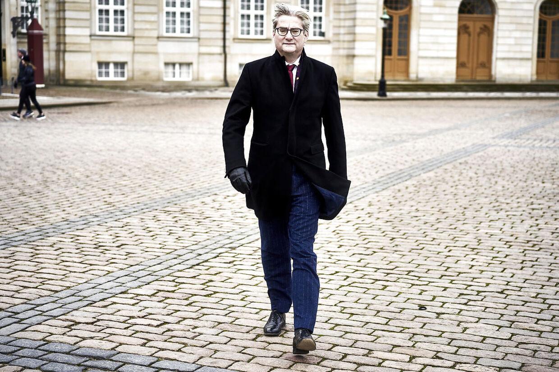 Tidligere profil i Venstre, Søren Pind, kan ikke forstå argumenterne fra Dansk Industri for, hvorfor flypriserne vil stige, når coronakrisen er afsluttet, og flyselskaberne igen må begynde at flyve.