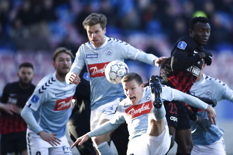 Det var på baggrund af kampen mellem FC Midtjylland og Sønderjyske, at sagen om mulig matchfixing begyndte at rulle.
