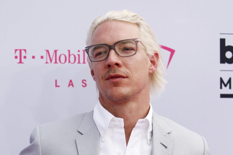 Diplo er kendt for sit samarbejde med den danske hitsangerinde Mø. (Arkivfoto) Steve Marcus/Reuters
