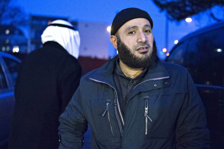 Oussama El Saadi tager afstand fra omdiskuteret fællesbøn søndag aften.