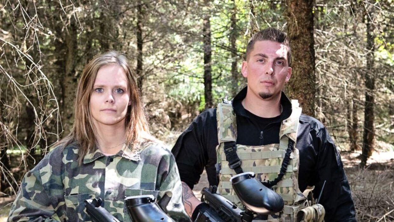 Sanne og Patrick fra 'Luksusfælden' sæson 21 afsnit 8 (Foto: TV3).