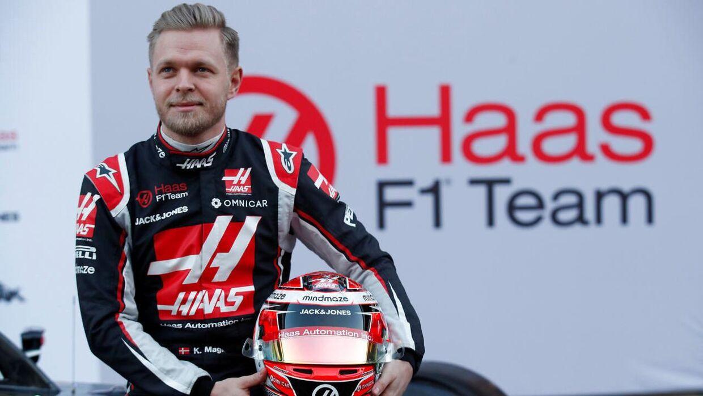 Kevin Magnussen er ikke umiddelbart i spil til det ledige Renault-sæde.