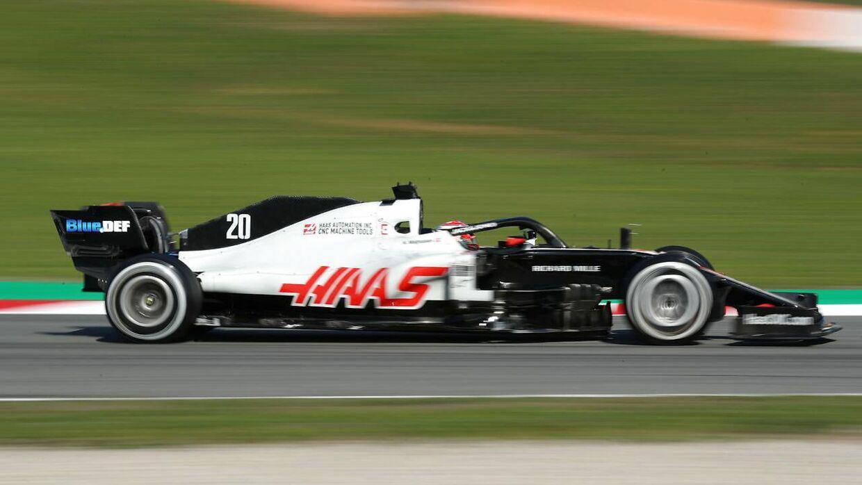Kevin Magnussen synes sikker på en plads i Formel 1-feltet i 2021.