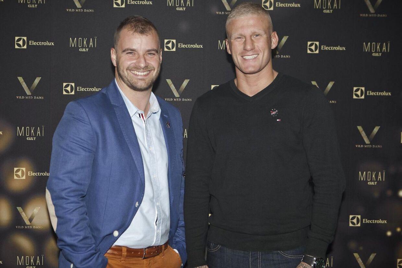 Casper Elgaard har også deltaget i 'Vild med Dans' samt programmet 'Stjernerne på vippen' med blandt andre bokseren Patrick Nielsen.