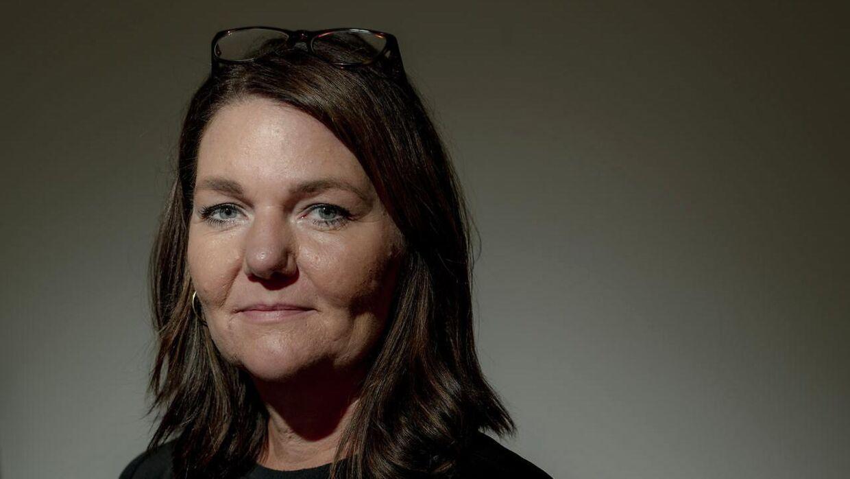 Søs Marie Serup, politisk kommentator og tillige direktør i kommunikationsbureauet by SERUP.
