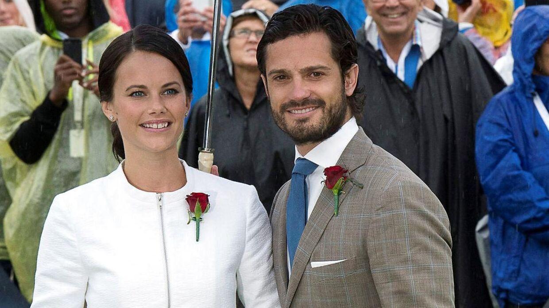 Prinsesse Sofia og prins Carl Philip har brudt alle bånd til Paolo Roberto.