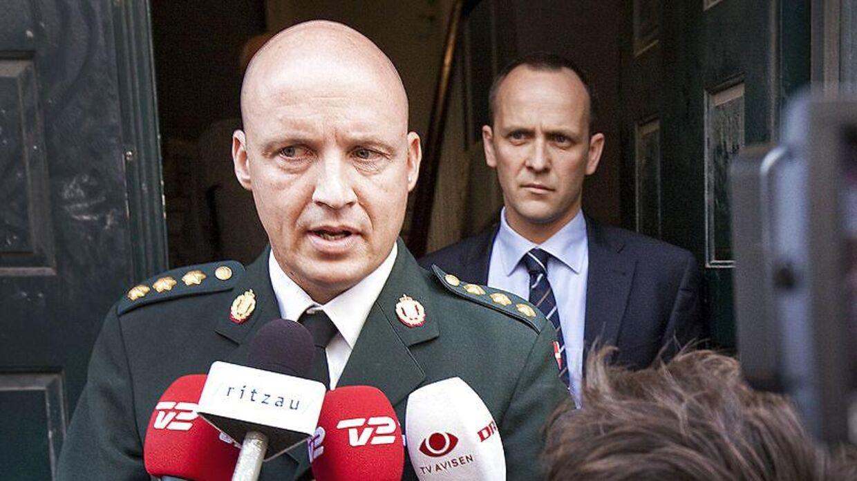 Sagen mod generalmajor og nu tidligere hærchef Hans-Christian Mathiesen (billedet) er uden fortilfælde.