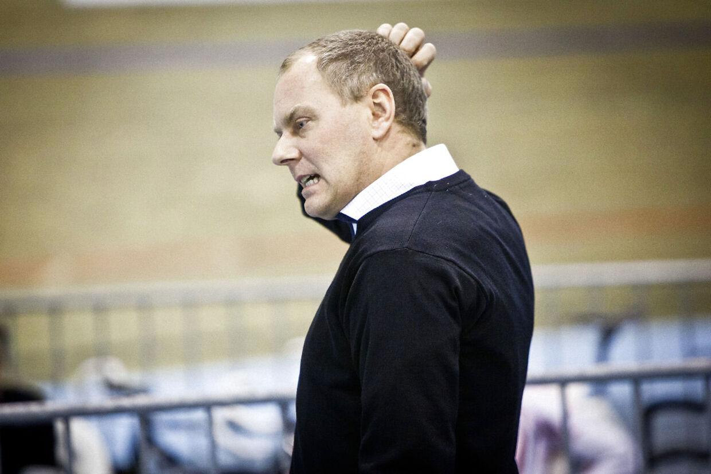 I dag præsenterede Michael Sandstød par nr 7 bestående af Lasse Norman Hansen og Michael Mørkøv