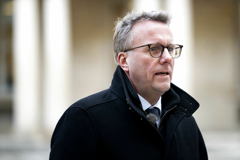 Skatteminister Morten Bødskov (S)