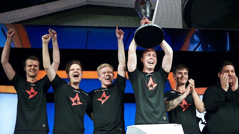 (ARKIV) Astralis vandt suverænt opgøret mod danske North. (Foto: Cooper Neill/Ritzau Scanpix)