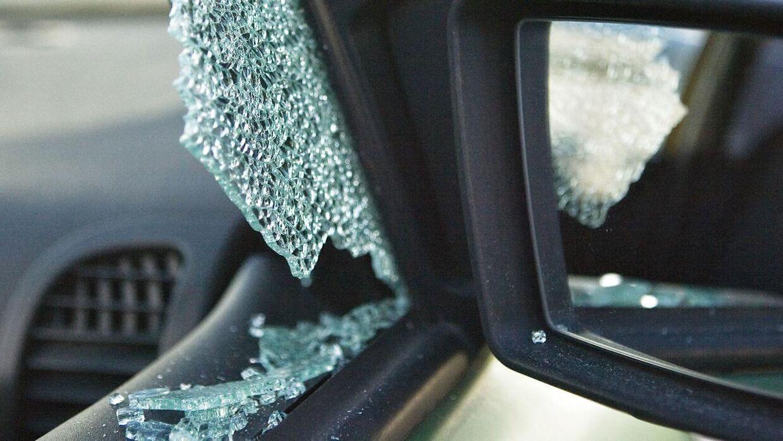 Siden mandag er der anmeldt 17 biltyverier i Stevns Kommune. (Arkivfoto)