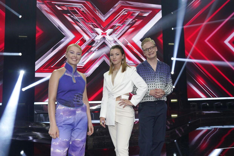 Finalen skal afgøres mellem Alma Agger, Mathilde Caffey og Emil Wismann.