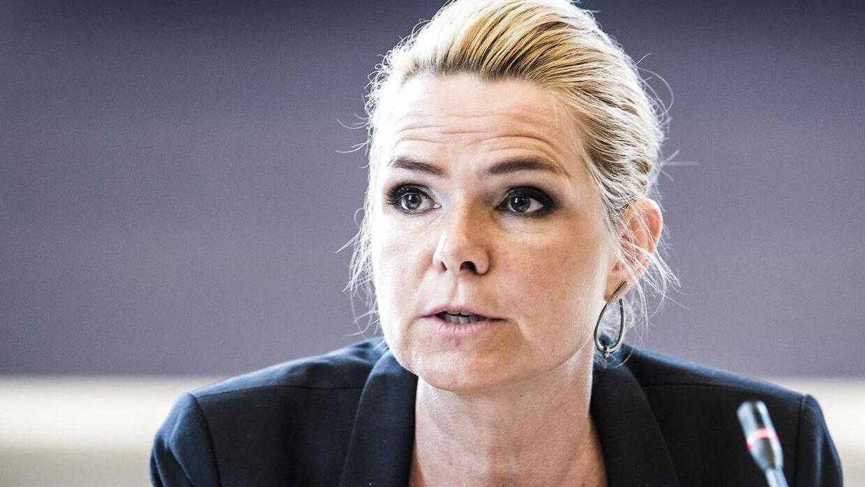 Inger Støjberg skal søndag og mandag forklare sig i den såkaldte Instrukskommission.