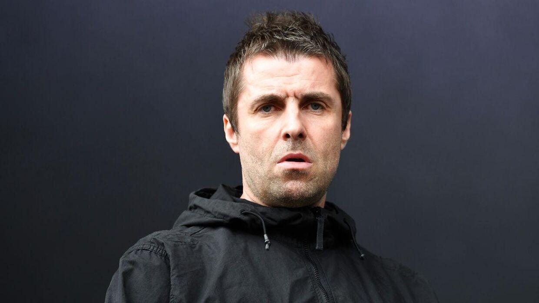 Liam Gallagher er ikke tilfreds med den nye Manchester City-trøje.