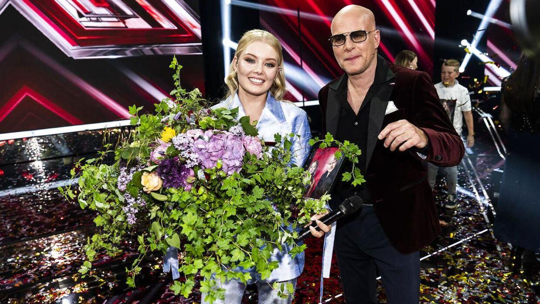 Thomas Blachman og Alma Agger vandt ikke kampen om seerne, men de vandt 13. sæson af 'X Factor', og det kan vel også et eller andet.