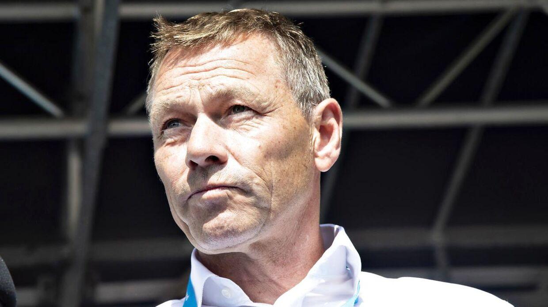 Jesper Worre er færdig som direktør for Danmark Rundt.