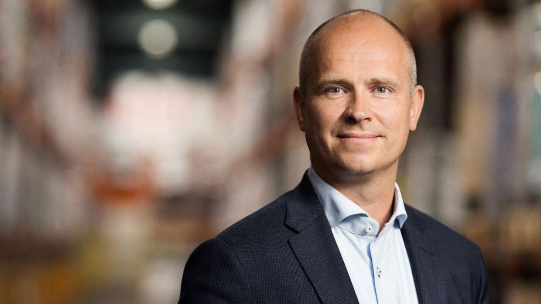 Gregers Wedell-Wedellsborg, administrerende direktør i Matas