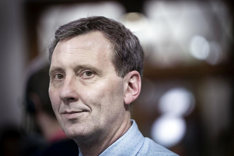 Justitsminister Nick Hækkerup (S). (Foto: Liselotte Sabroe/Ritzau Scanpix)