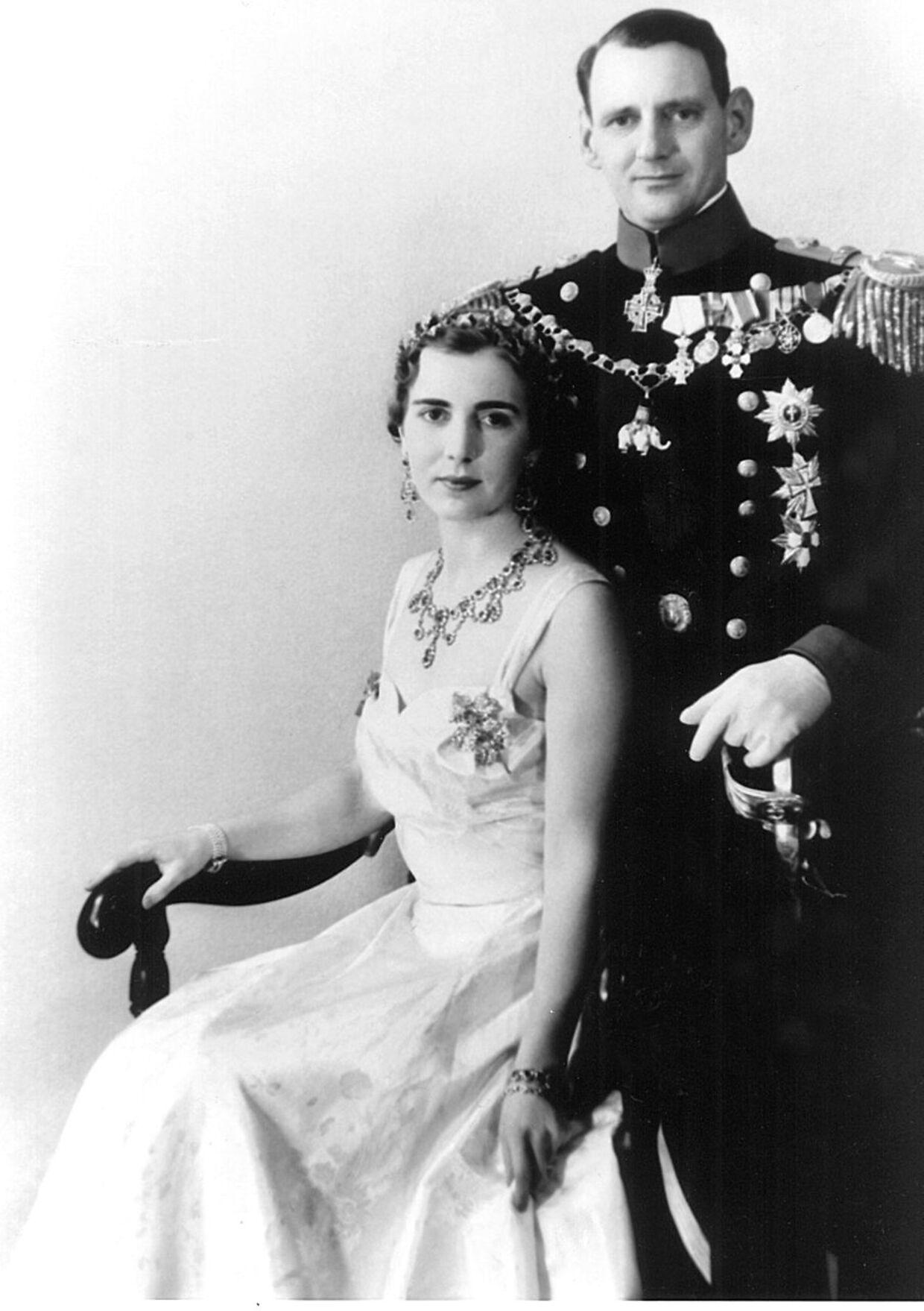 Selv om kongelige ægteskaber i første halvdel af 1900-tallet ikke altid var helt frivillige, så var ægteskabet mellem Frederik IX og Dronning Ingrid utroligt vellykket, mener historiker Sebastian Olden-Jørgensen.