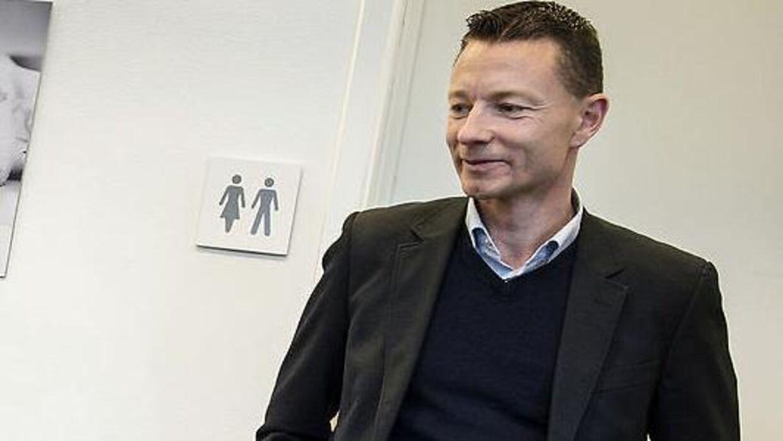 Martin Ruby, head of public policy hos Facebook i Benelux og Norden.