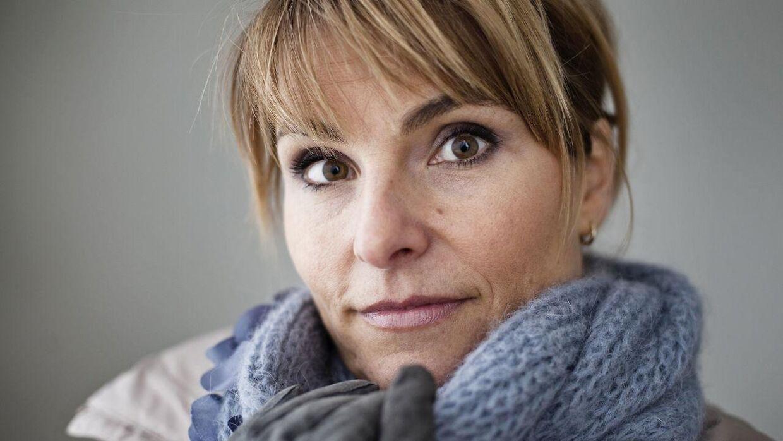 Michèle Bellaiche havde en stejl læringskurve, da hun blev ansat som ung journalist på programmet Station 2.