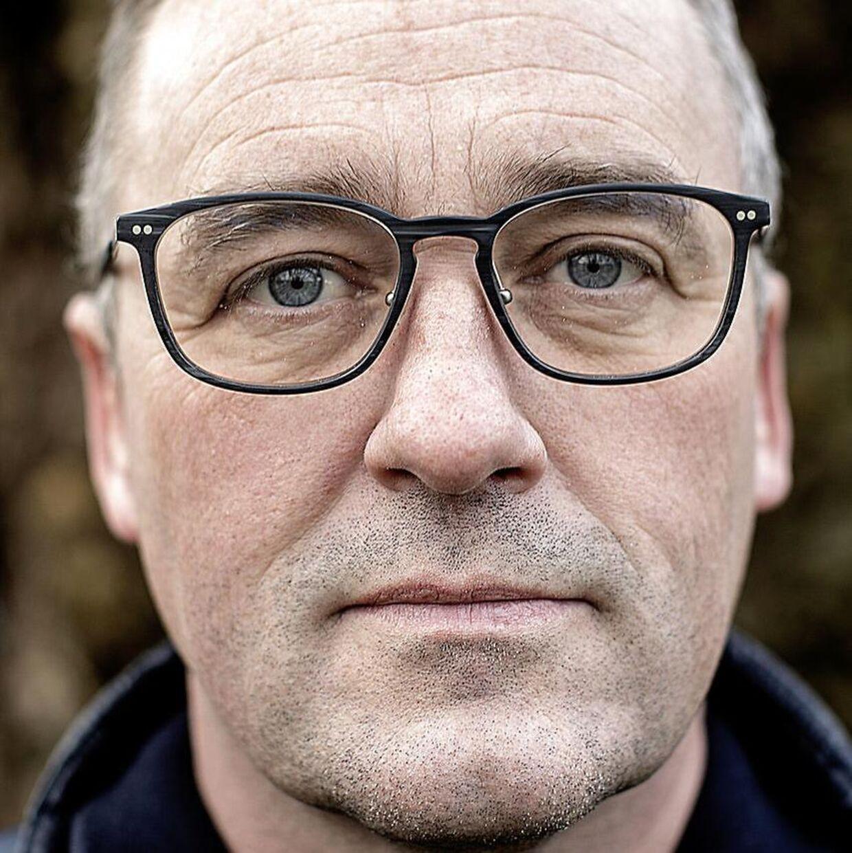 Tv-vært peter Ingemann insisterer på at blive ved med at provokere.