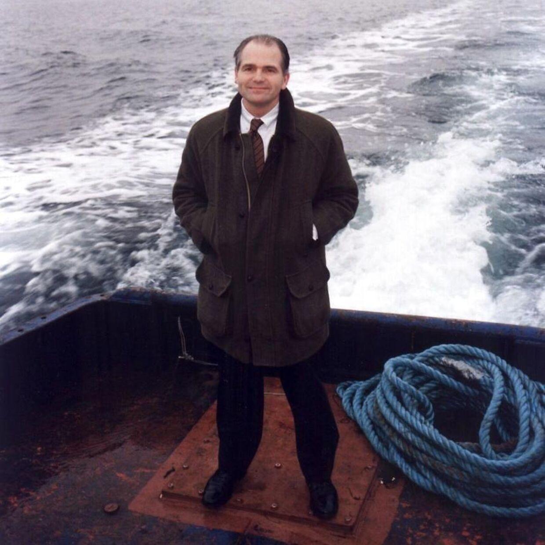 Her ses Melker Scörling tilbage i 1995.