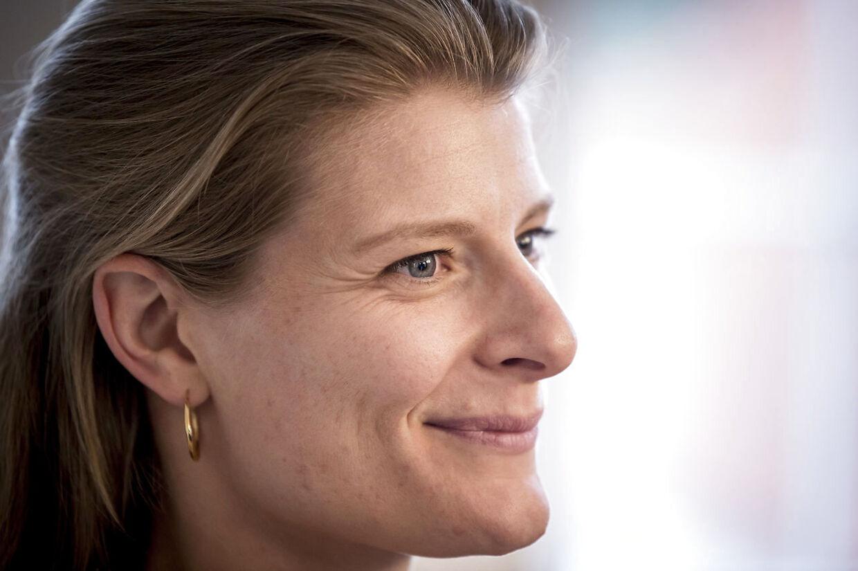 Ane Halsboe-Jørgensen er også Danmarks minister for det ydre rum.