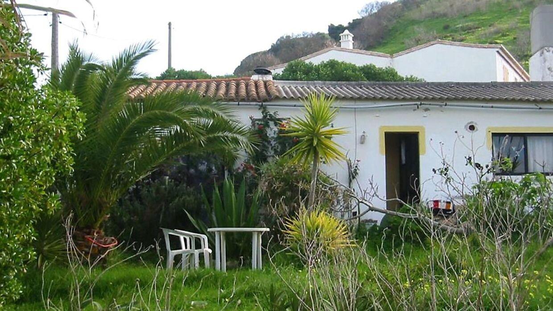 Christian B boede en årerække i dette hus i nærheden af Praia da Luz.