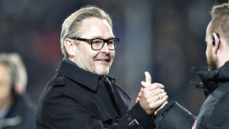FCM-direktør Claus Steinlein fortæller, at han ikke selv har været i kontakt med den belgiske klub Standard Liege vedrørende Brian Priske.