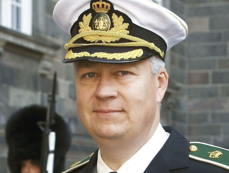 Politidirektør i Sydsjælland- og Lolland Falsters Politi, Lars Harvest.