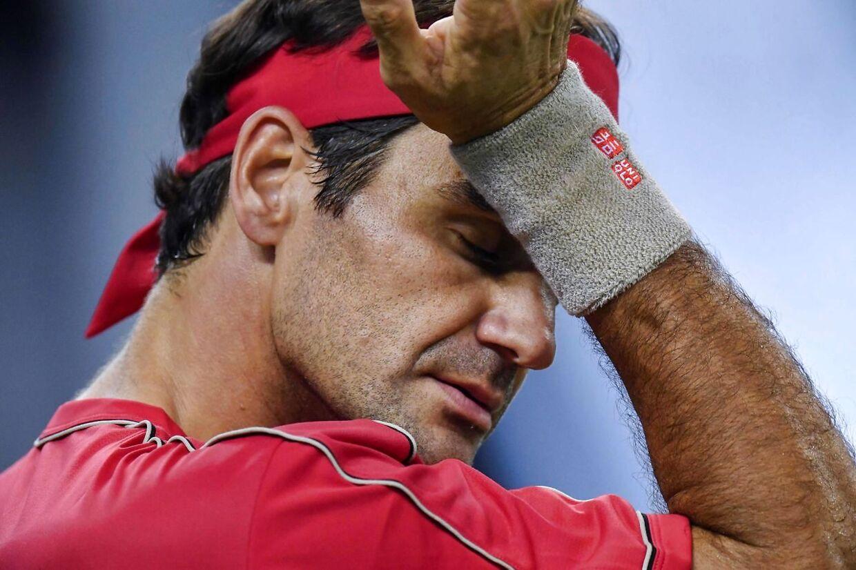 Ikke mere tennis til oger Federer i 2020.
