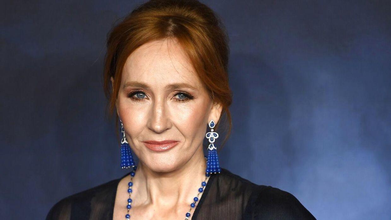 J.K. Rowling afslører, at hun er blevet udsat for seksuelt misbrug i sin fortid.