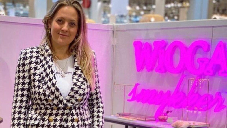 Marlene Westergaard startede smykkefirmaet Wioga i 2016.