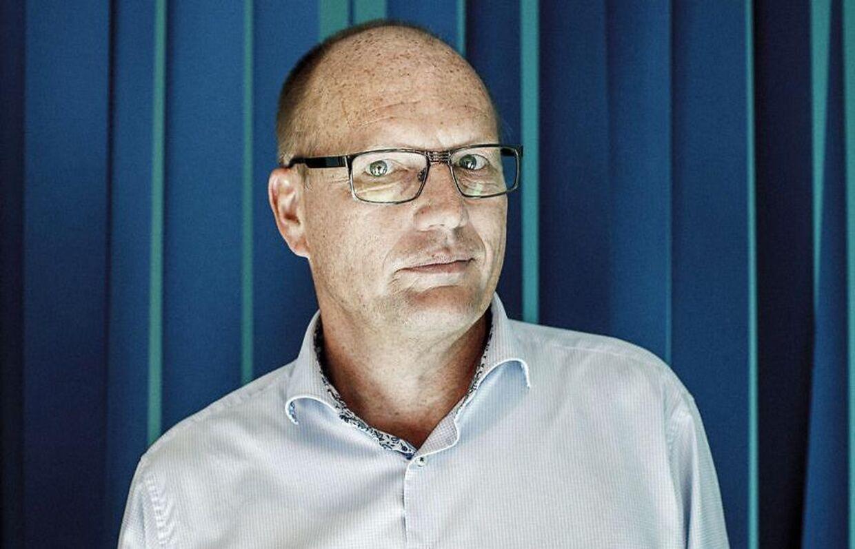 Direktør Henrik Ypkendanz beklager, at Michaela Krigsager har haft en dårlig oplevelse i hans forretning Illums Bolighus.