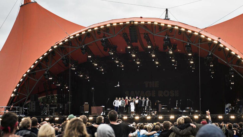 2020-udgaven af Roskilde Festival skulle have været nr. 50 i rækken. Det bliver i stedet til næste år.