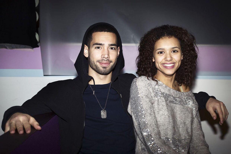 Anthony og Jasmin er optimistiske omkring deres fremtid i X Factor