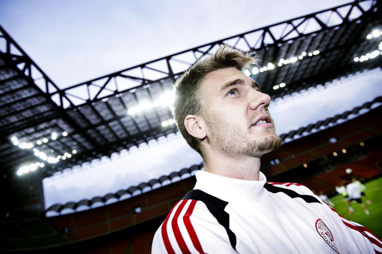 Landsholdspilleren og Juventus-angriberen Nickals Bendtner blev natten mellem lørdag og søndag knadlet for spirituskørsel i det indre København.