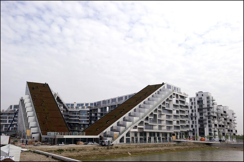 8-tallet i Ørestaden har netop vundet en fornem arkitektpris i Barcelona.