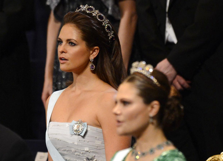 Prinsesse Madeleine nyder mindst tillid blandt svenskerne, mens hendes storesøster, kronprinsesse Victoria, nyder størst tillid.